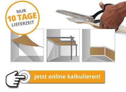 seilspannmarkisen faltmarkisen balkonsichtschutz und sonnensegel nach ma von. Black Bedroom Furniture Sets. Home Design Ideas