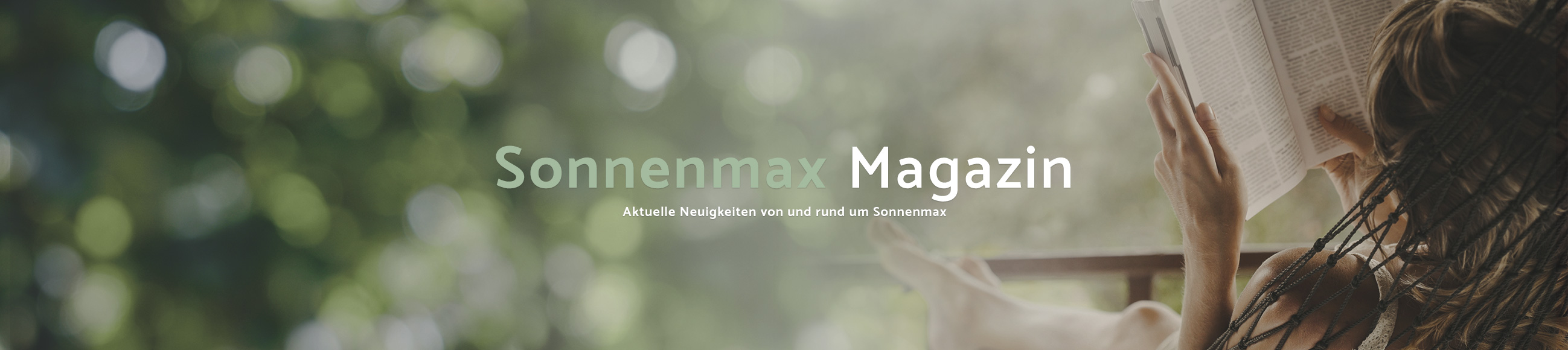 Sonnenmax-Magazin