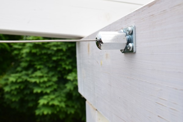 Fassaden Seilspanner 4er Set